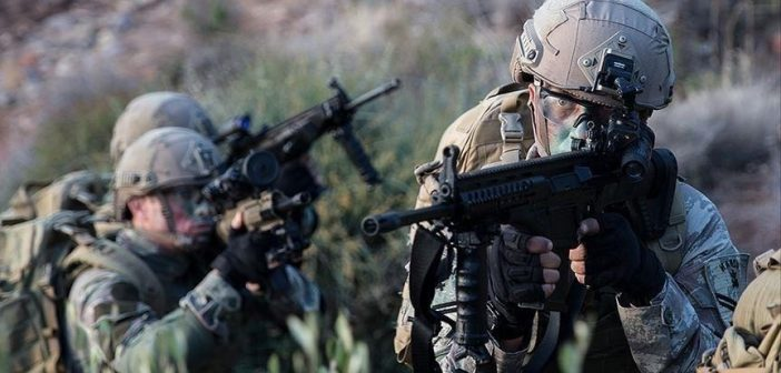 Turkish security forces eliminate 18,313 terrorists since July 2015
